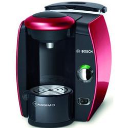 Tassimo Suprema Hot Beverage Machine in Red