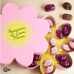"""The Reasons I Love Mom"" Sugar Free Truffle Box"