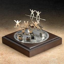 Teamwork Magnetic Sculpture