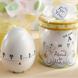 About To Hatch Kitchen Egg Timer Favor