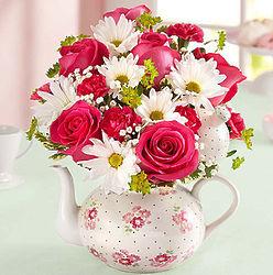 Mom's Tea Party Bouquet