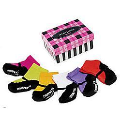 Mary Jane Baby Socks