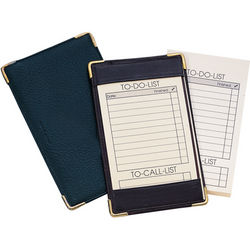 Leather Pocket Jotter