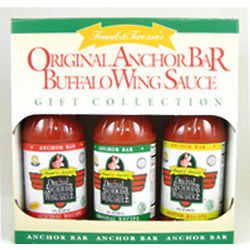 Anchor Bar Wing Sauce Gift Set