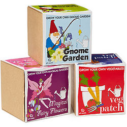 Garden Grow Kit for Kids