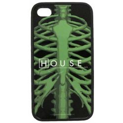 House Rib Cage iPhone Cover