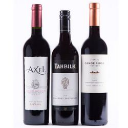 90+ Point Cabernet Trio Wine Gift Set