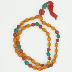 Tibetan Prayer Beads Necklace