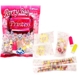 Princess Candy Party Bag