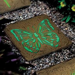 Butterfly Glow-in-the-Dark Stepping Stone