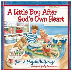 A Little Boy After God's Own Heart Children's Book