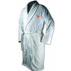 Texas Longhorns Terrycloth Logo Bathrobe