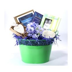 Remembering with Love Sympathy Basket
