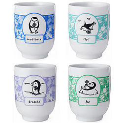 Zenguin Cups Set