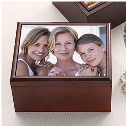 Photo Memories Deluxe Jewelry Box