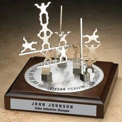 Personalized Success Magnetic Sculpture