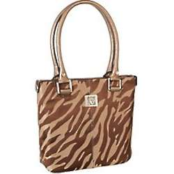 Animal Print Small Shopper Tote
