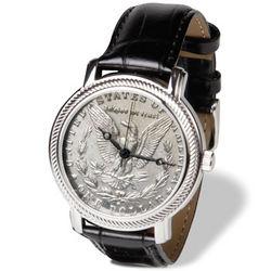 Morgan Silver Dollar Watch