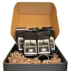 New York Coffee Sugar and Spice Ground Coffee Gift Box