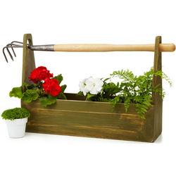 Garden Tool Box Tote