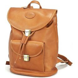 Vaquetta Leather Classic Backpack