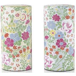 Garden Blooms Tea Tin Set