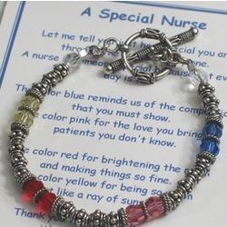 A Special Nurse Bracelet