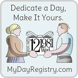 Dedicate a Day in Your State Day Registry