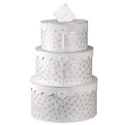 Wedding Cake Gift Card Box