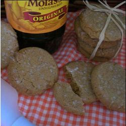 Molasses Sugar Cookies Gift Box