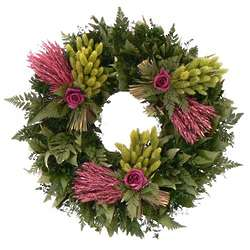 Everlasting Love Preserved Wreath