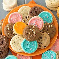 Assorted Carnival Cookies Gift Box