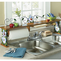 Magnolia Over the Sink Shelf