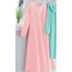 Brushed Flannel Nightgown