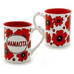 Mamacita Stoneware Coffee Mug