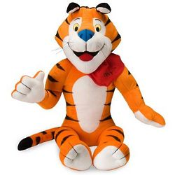 Tony the Tiger Large Plush Toy