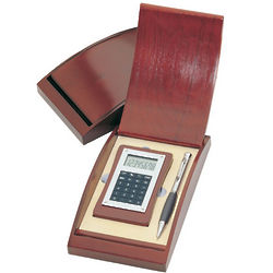 Calculator & Pen Gift Set