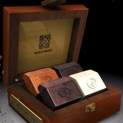 Opal Deluxe Mahogany Box of French Chocolates