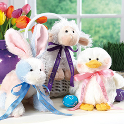 Personalized Easter Webkinz