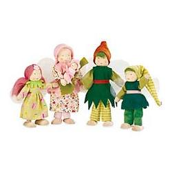 5-Piece Fairy Family Collection