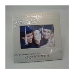 Graduation Silk Screen Personalized Frame