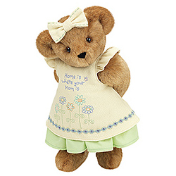 "15"" ""Home is Where Your Mom Is"" Teddy Bear"