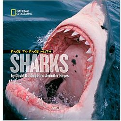 Face to Face with Sharks Book