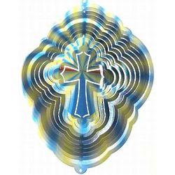 Cross Printed Windspinner