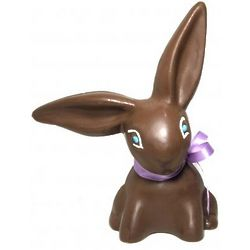 Easter Floppy Bunny Senior Chocolate