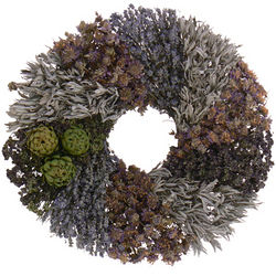 "Herb Garden 22"" Wreath"