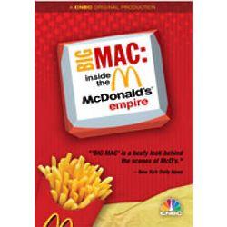 Big Mac: Inside The McDonalds Empire DVD