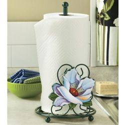 Magnolia Paper Towel Holder