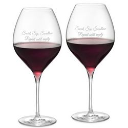 Francesca Red Wine Glasses