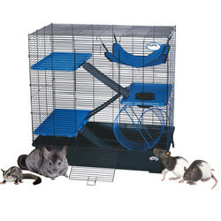 Deluxe My First Home Cage for Exotic Animals